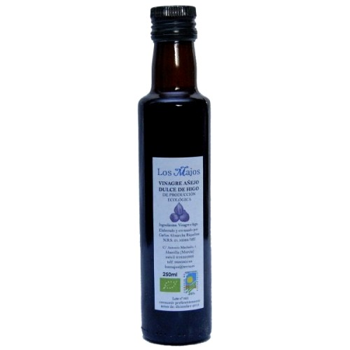 vinagre dulce de higo los majos