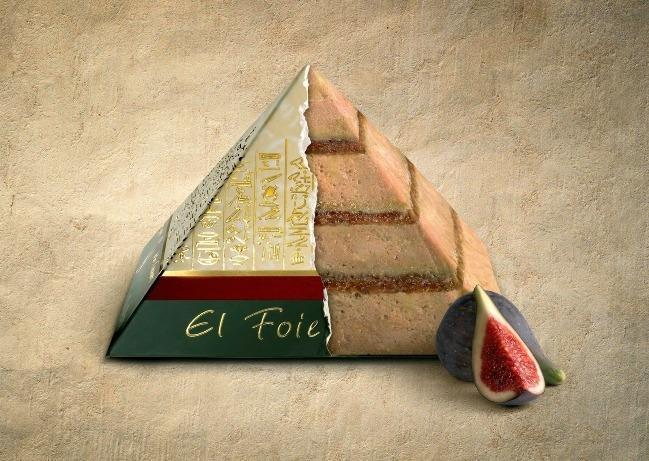 La pirámide de los faraones