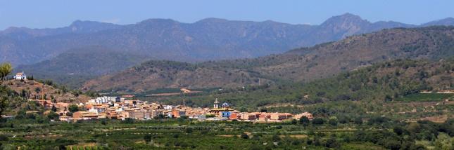 Alfara de la Baronía, Valencia ©Consorcio Camino del Cid