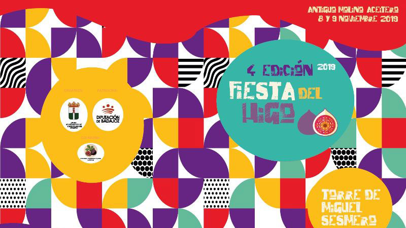 IV Fiesta del Higo de Torre de Miguel Sesmero